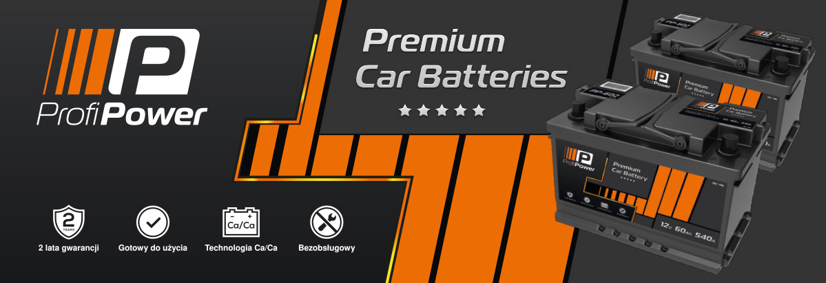 Premium Car Batteries